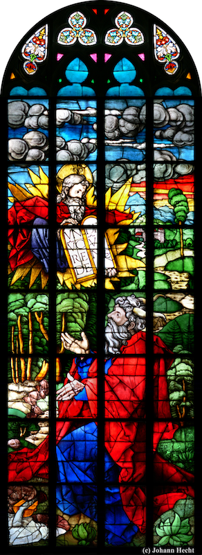 Moses in St. Jakob